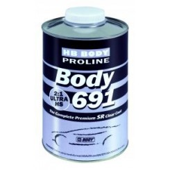 BODY 691 ULTRA HS SR PROLINE